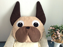 sewing pattern patron instructions dog french bulldog boston terrier pillow