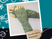 Fingerless Mitts Marianne