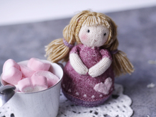 My little girl Lucy (PDF knitting pattern)