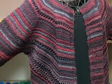 Pattern Cardigan *Magico* (knitted)