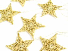 Crochet Pattern Christmas Star Ornaments (3)