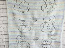 Pattern Owl Blanket