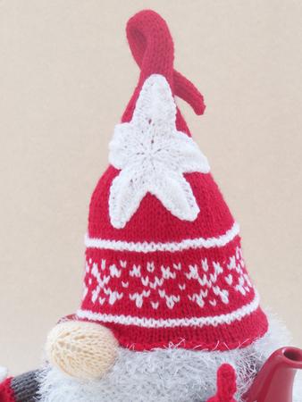 christmas gnome tea cosy knitting pattern 3188930321