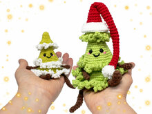 Little Fir Tree - 2 versions - Crochet Pattern