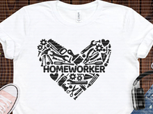 Plotterdatei Homeworker