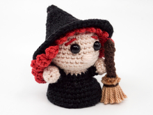 Amigurumi Good Witches Crochet Pattern