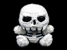 Amigurumi Skeleton Crochet Pattern