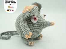 Muki-Mouse Crochet Pattern