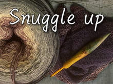Snuggle up blanket - Mystery CAL 2021