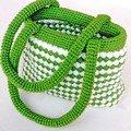 Einfache Häkelanleitung für Tasche, Handtasche, Häkeltasche ...