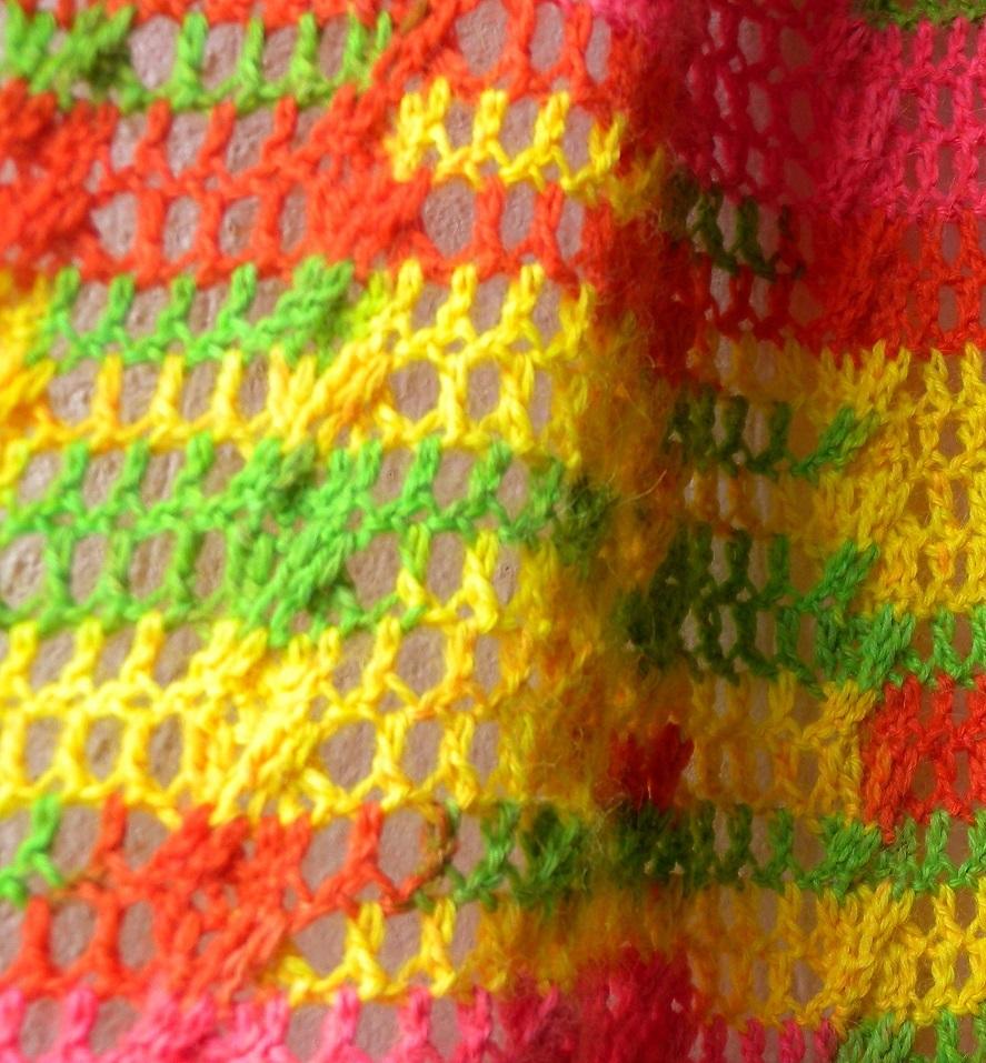 Enchanting Häkeln Unendlich Schals Muster Images - Decke Stricken ...