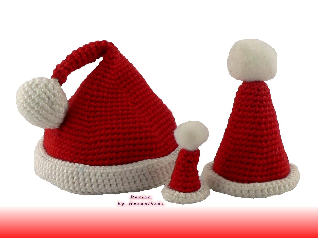Amigurumi - Weihnachtsmann häkeln | Häkelanleitung kostenlos ... | 960x1280