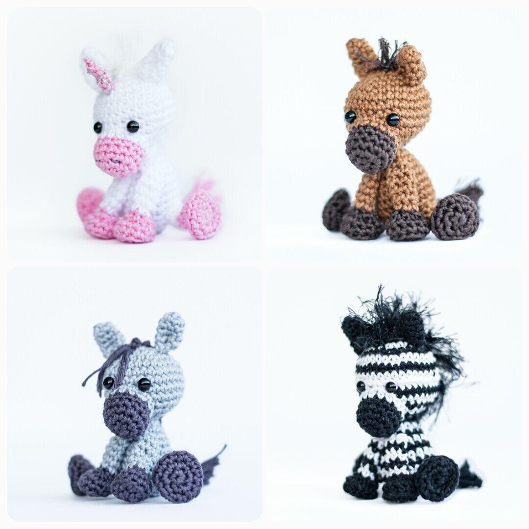 Amigurumi pattern Crochet Zebra pattern Crochet pattern | Etsy | 1080x1080