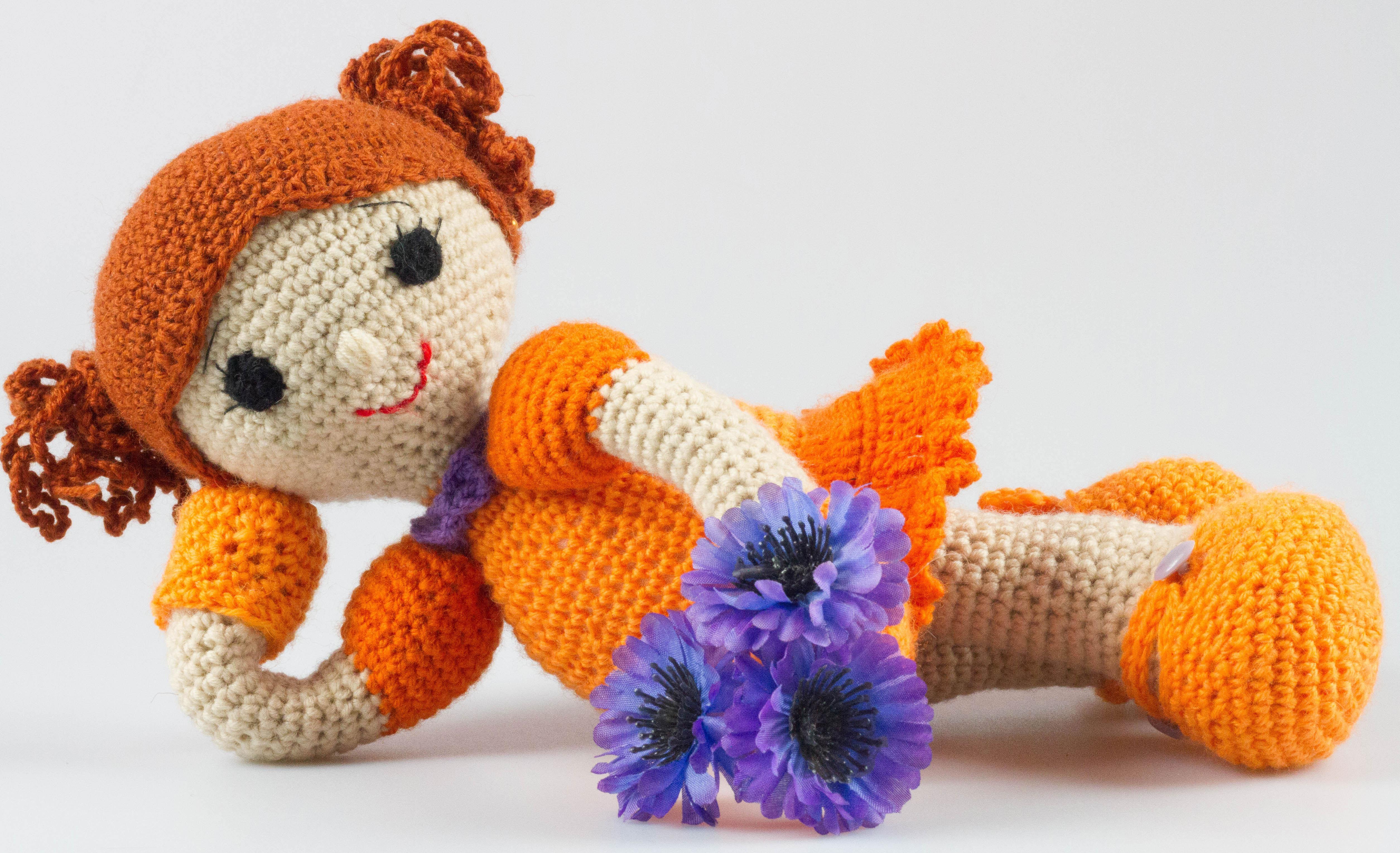56+ Cute and Amazing Amigurumi Doll Crochet Pattern Ideas - Page ... | 3058x5019