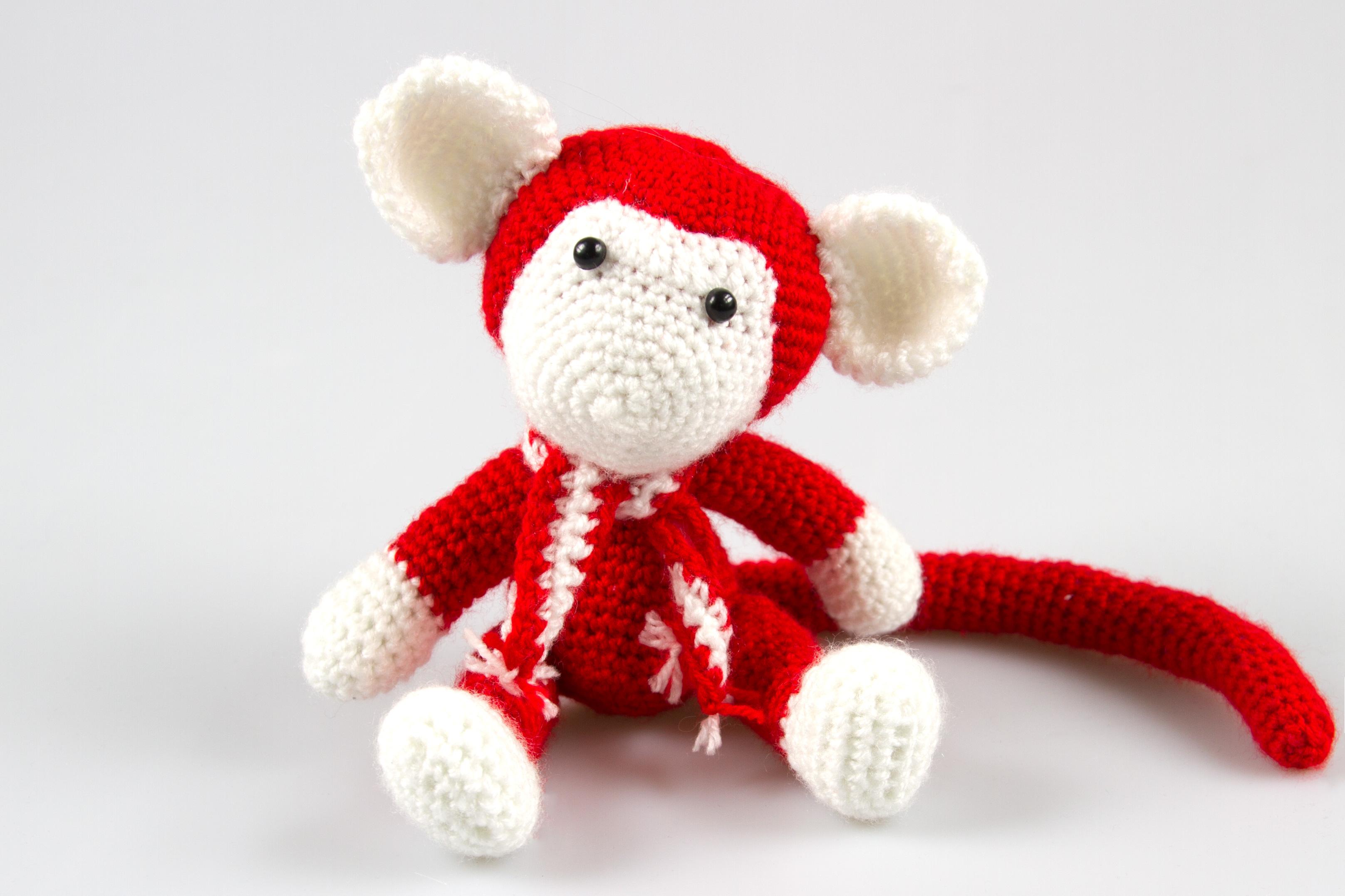 Monkey Pattern Crochet monkey Knitting pattern Crochet | Etsy | 2155x3233