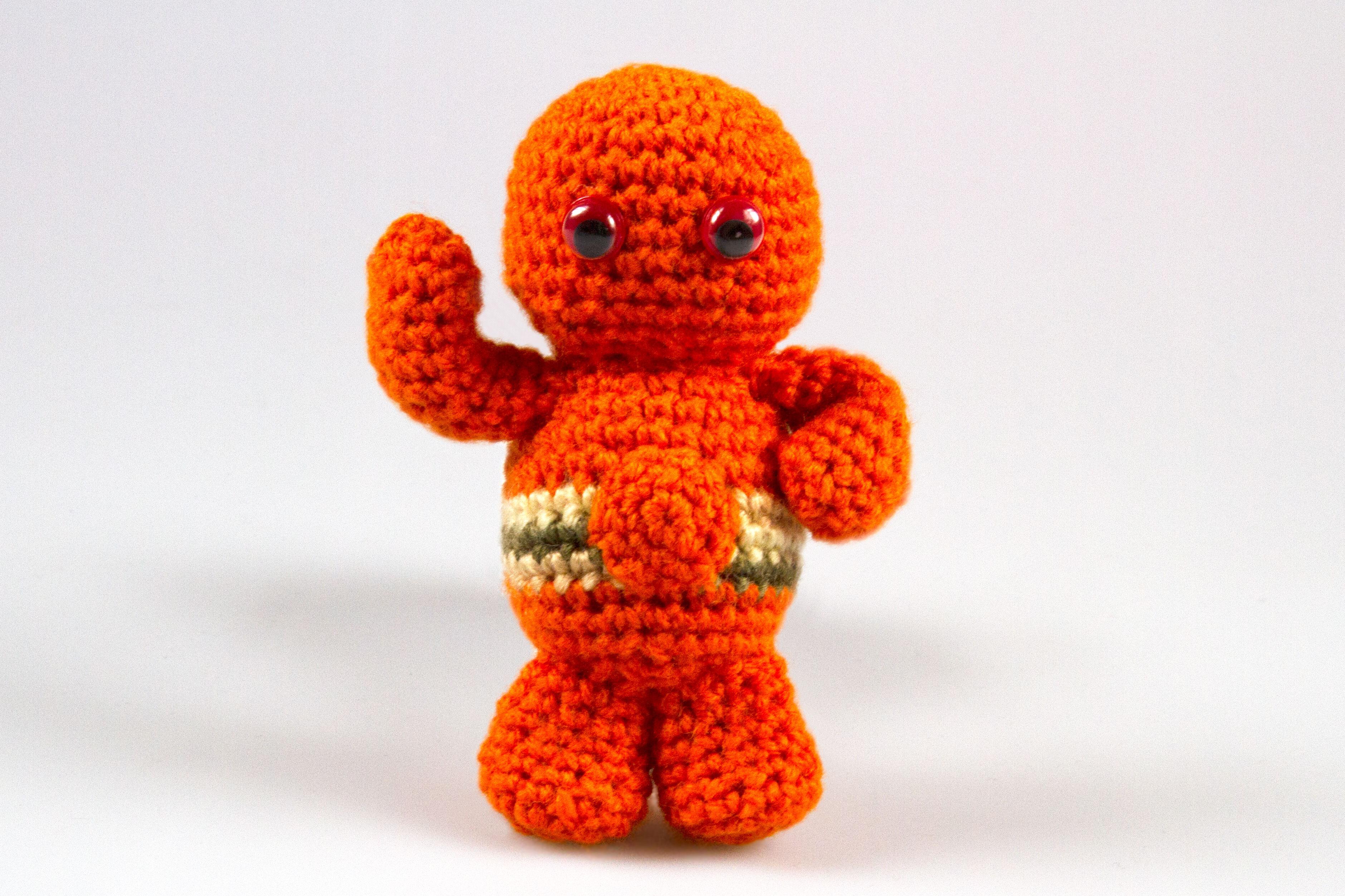 Crochet Star Wars Yoda [FREE Amigurumi Pattern+Tutorials] | 2507x3760