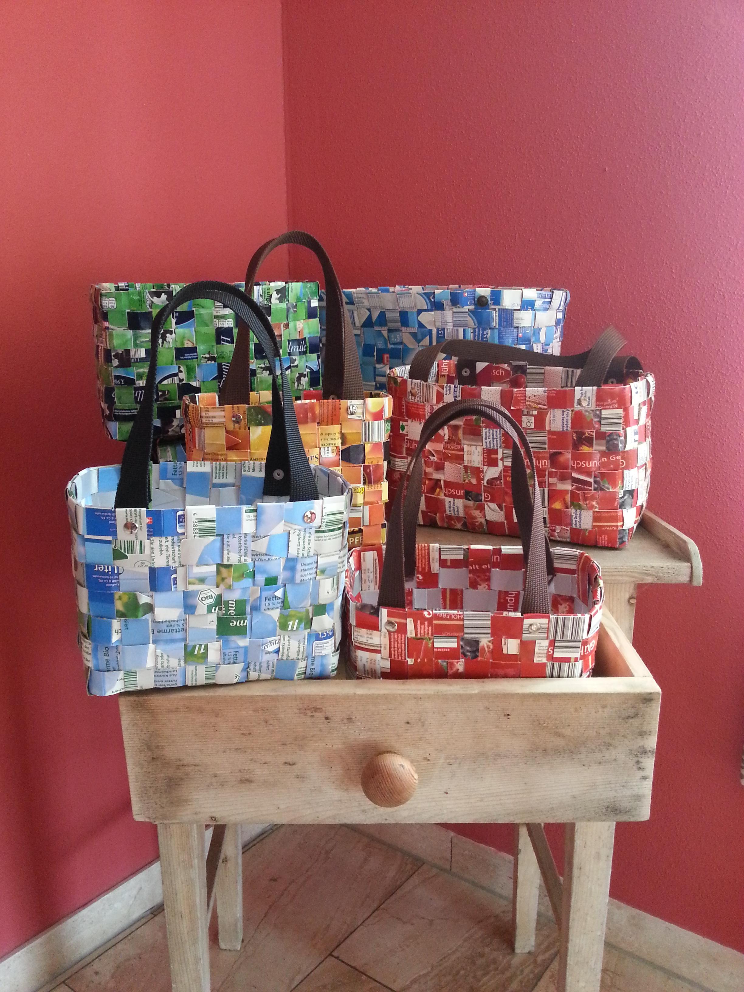 Taschen Aus Tetra Verschiedenen Größen In 3 Pack 8v0Nmwn