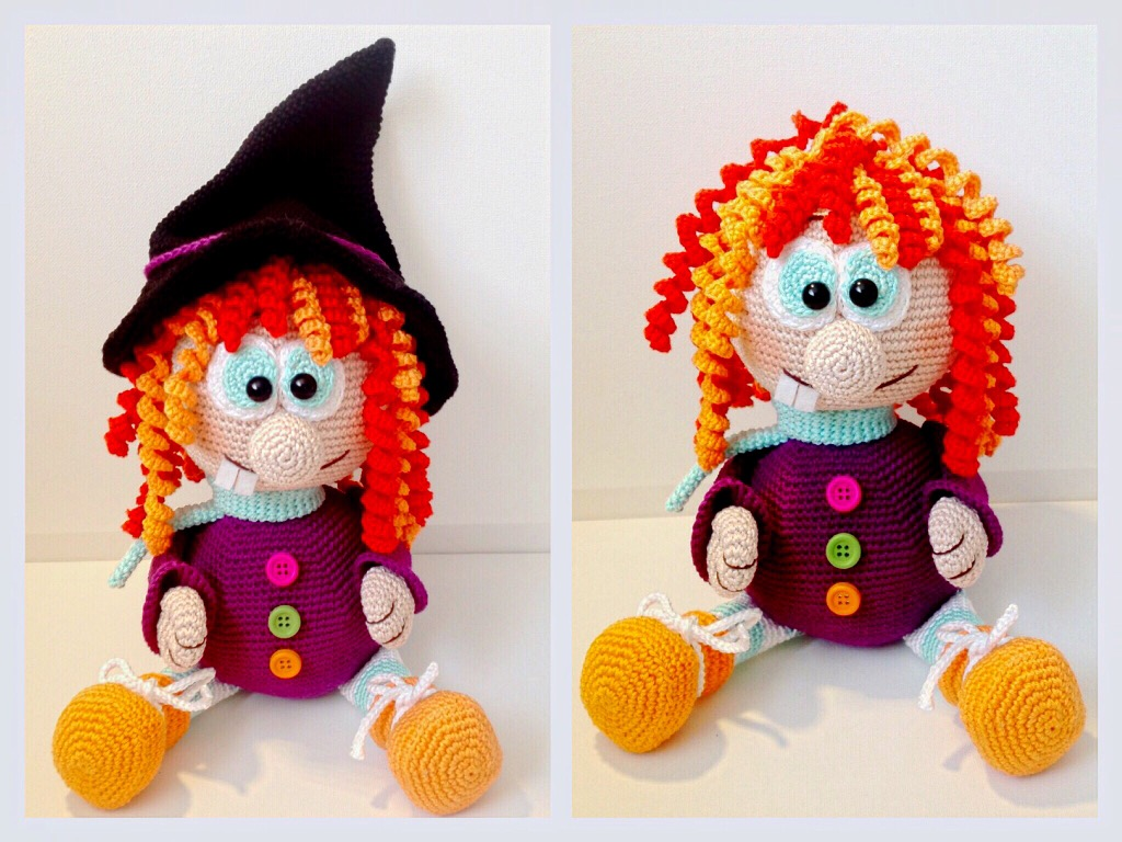 Pretty Little Ghost Free Crochet Pattern - Winding Road Crochet | 768x1024