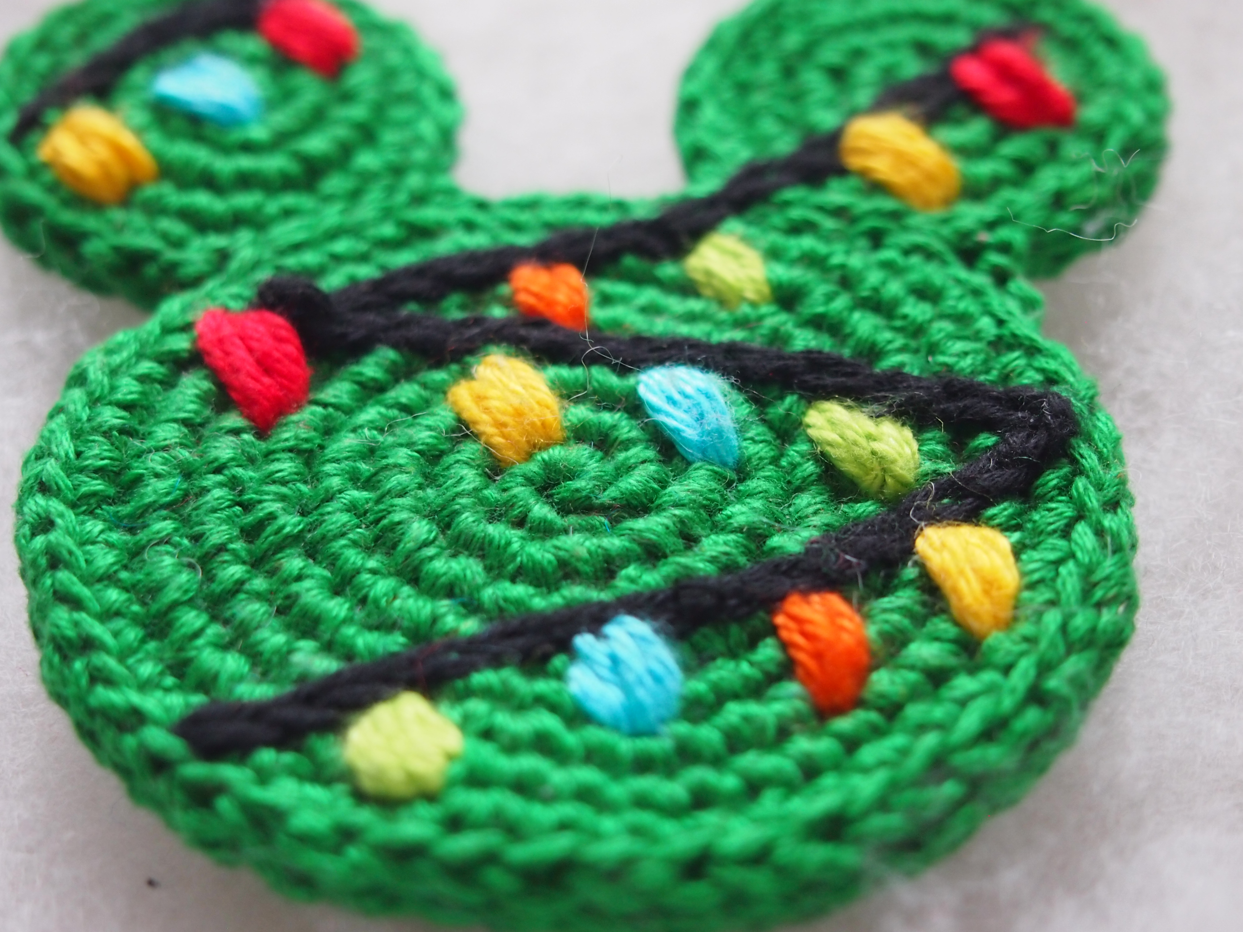 Crochet Christmas Ornaments Patterns | The WHOot | 3024x4032