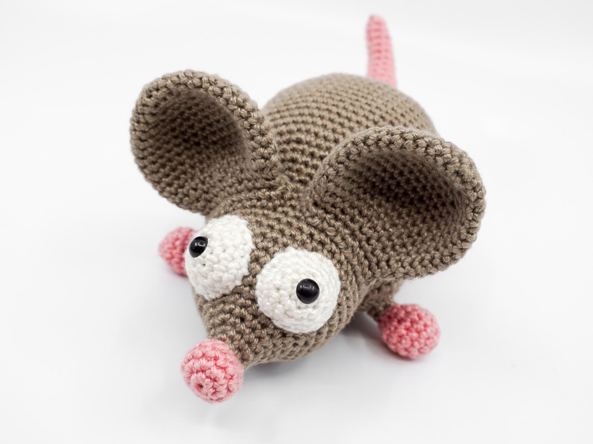 PATTERN - Ballerina-Mouse - crochet pattern, amigurumi pattern ... | 1440x1920