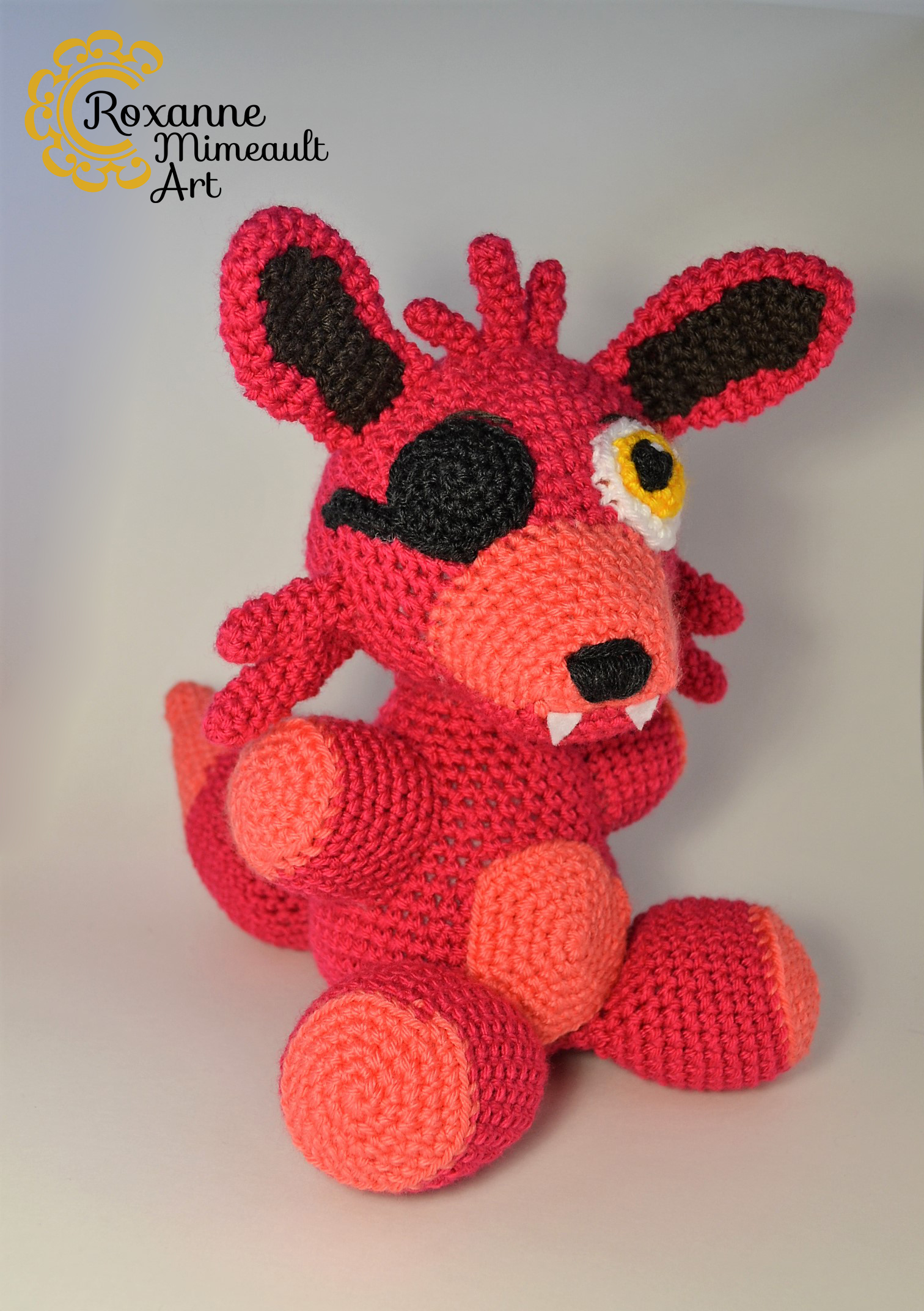Roxy the Baby Red Fox Hat and Sleeping Bag Set PDF Crochet Pattern | 2144x1512