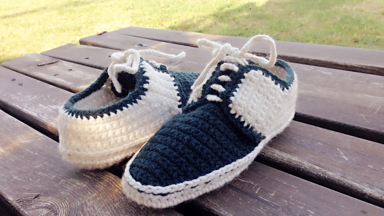 Crochet Slipper Pattern For Men Women And Teens Oxford Style Shoes Us 3 12 Crochet House Shoes With Video
