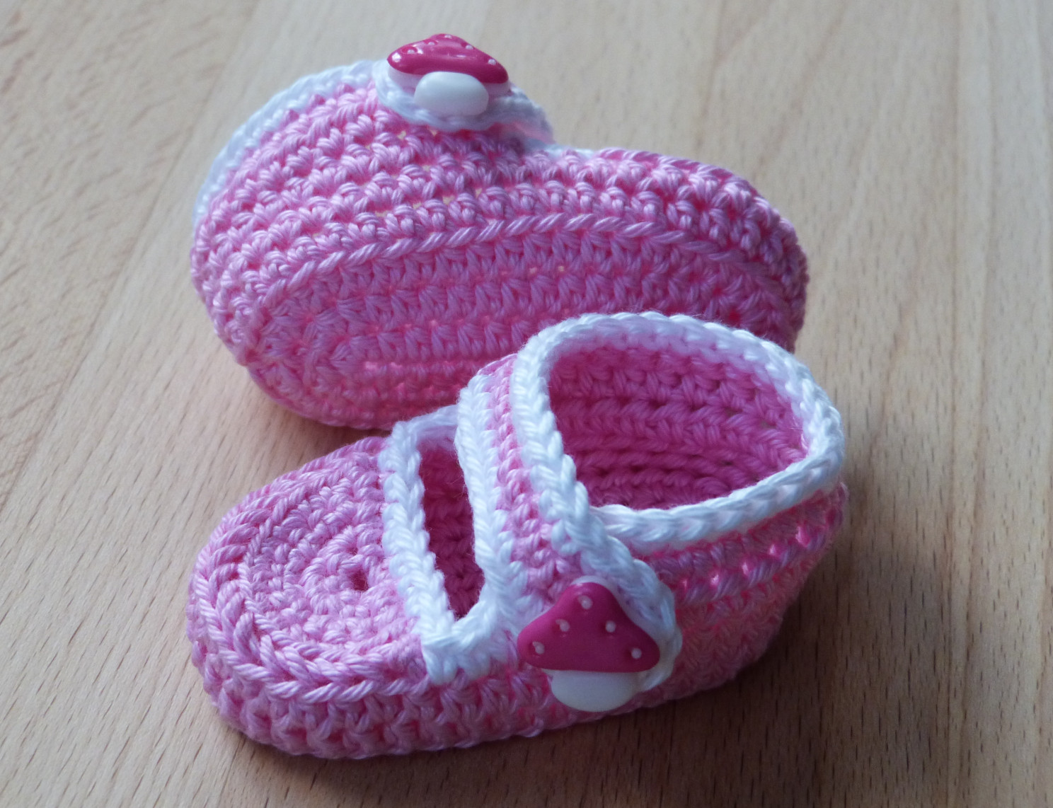 Crochet Pattern For Lovely Dolls Ballet Flats Ballerinas