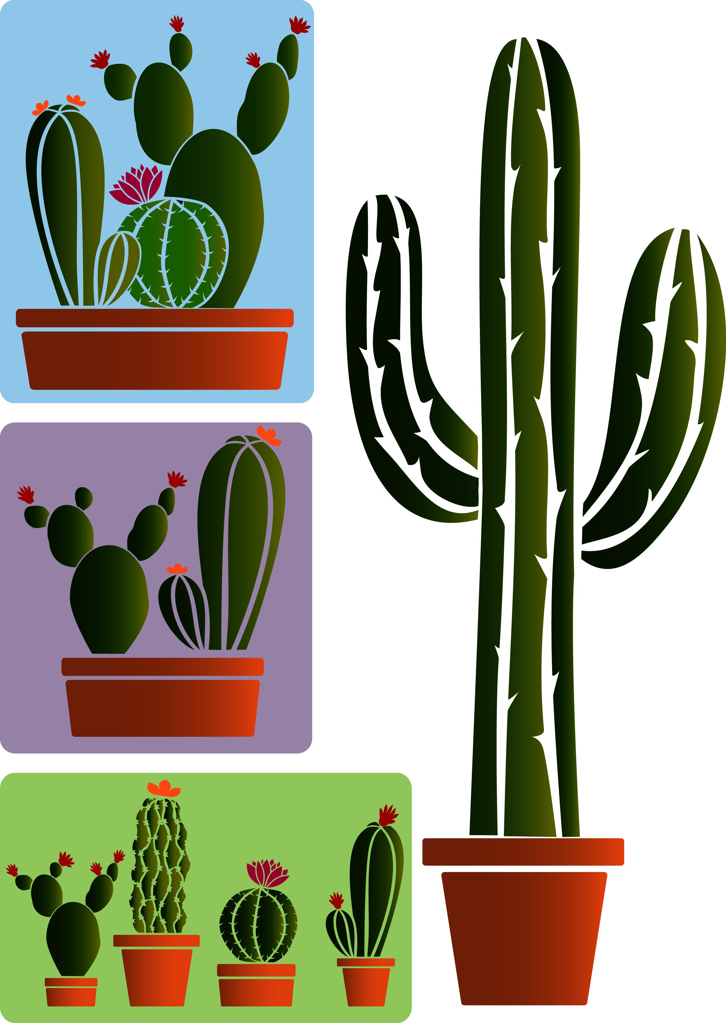 kawaii bilder zum ausmalen kaktus  malvorlagen