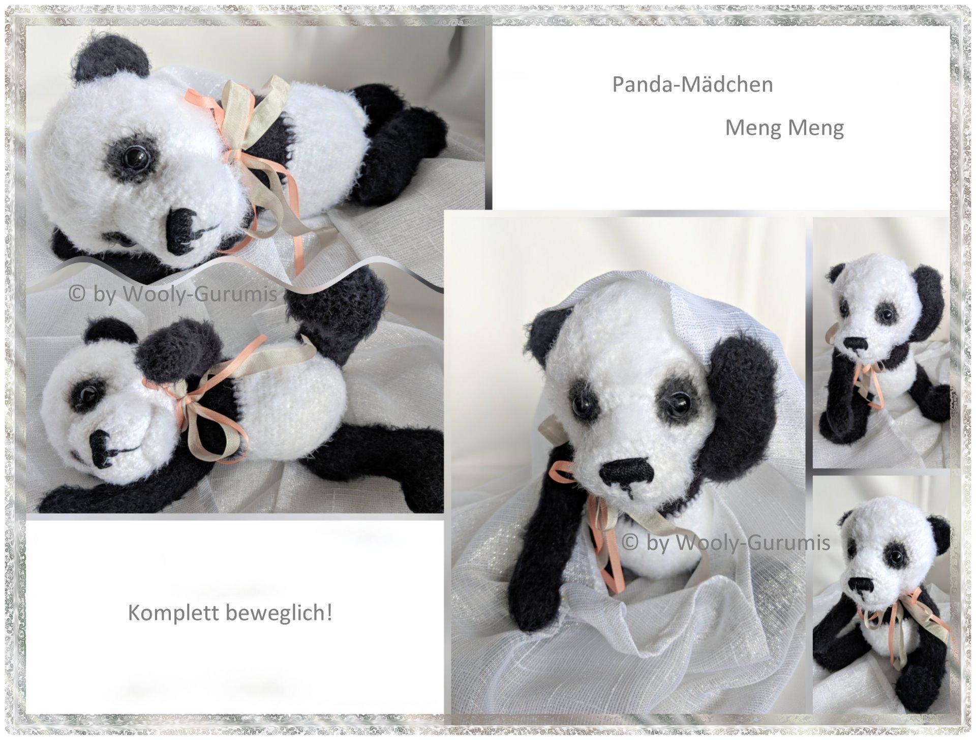 Amigurumi Panda häkeln – kostenlose & einfache Anleitung in 2020 ... | 1455x1920