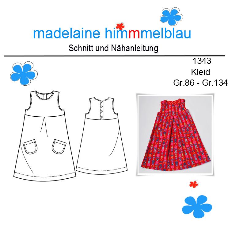 Kleid kostenloses 98 schnittmuster Kostenloses Schnittmuster: