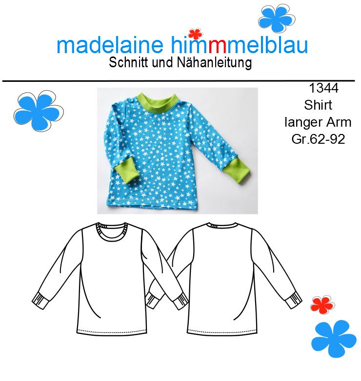 86-116 für Mädchen und Jungen  NEU Kinder T-Shirt KiDiD mit Beutel Kleinkind Gr