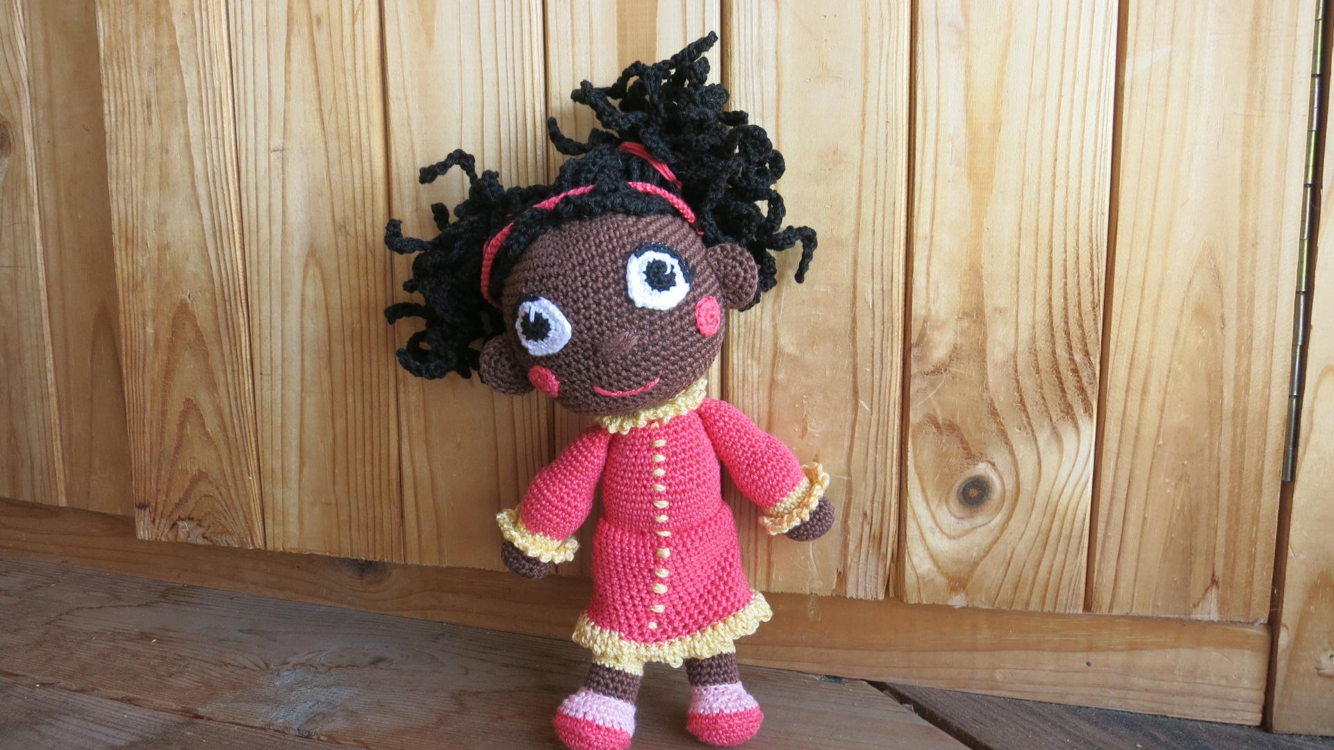 FO] Daniel Tiger Hoodie for my Halloween - free hand : crochet | 1080x1920