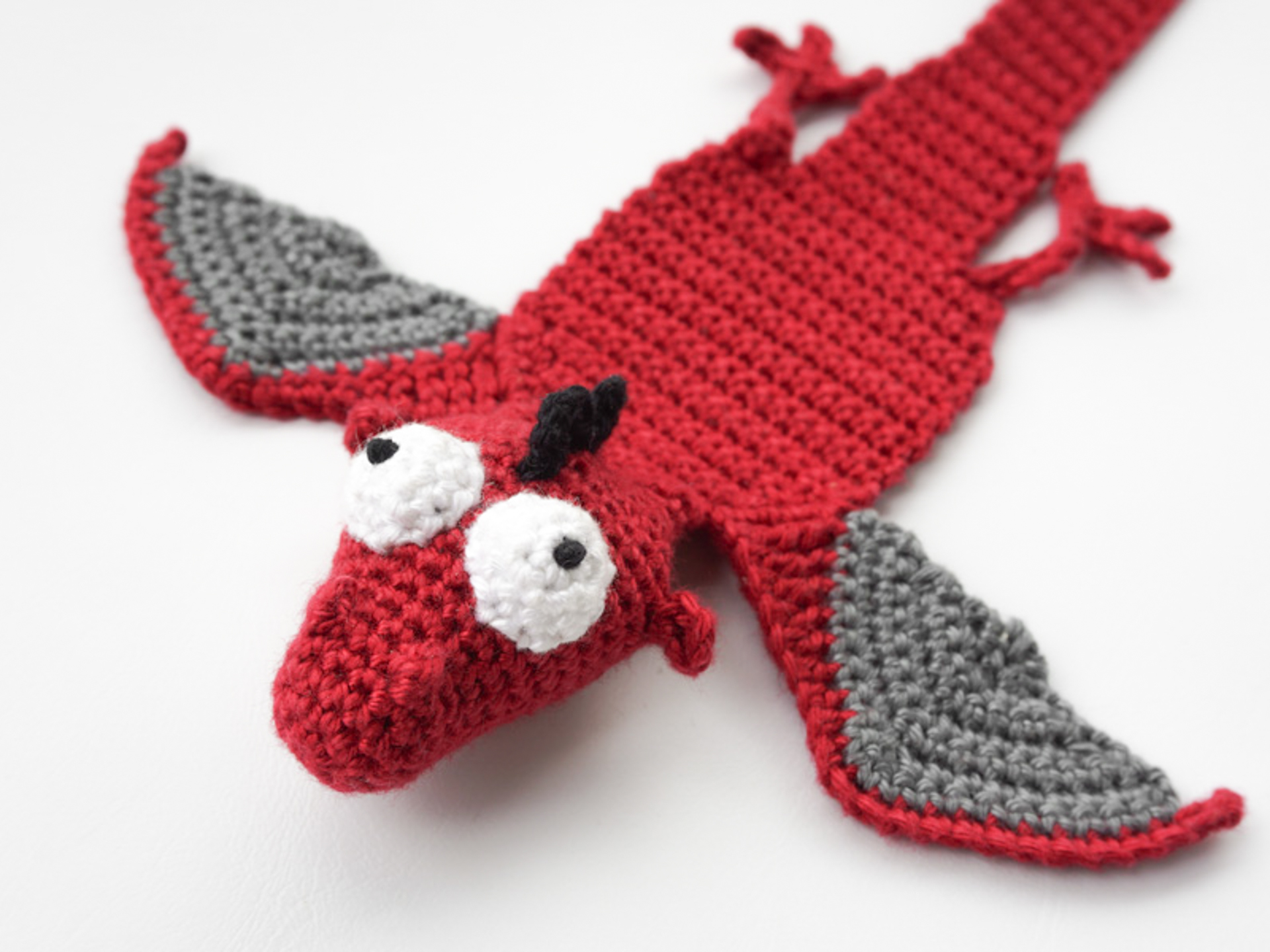 22 Totally Adorable Amigurumi Dragon Patterns You Need to Make for ... | 1440x1920