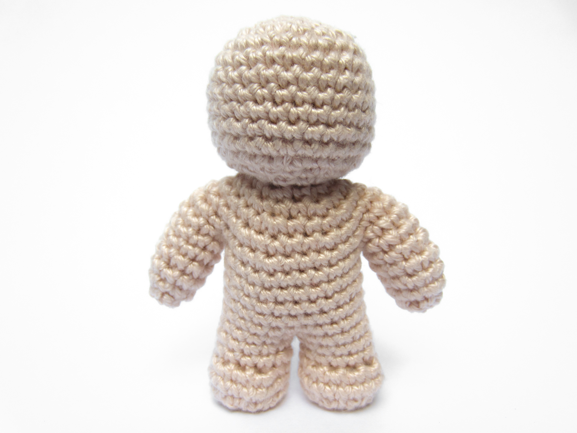 Cute And Easy To Crochet Doll Amigurumi - Pattern Center | 1440x1920